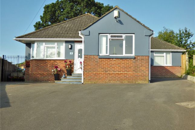 Thumbnail Bungalow for sale in Holly Green Rise, Bear Cross, Bournemouth