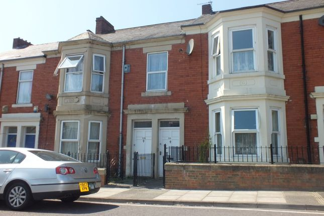 Thumbnail Flat for sale in Ladykirk Road, Newcastle Upon Tyne