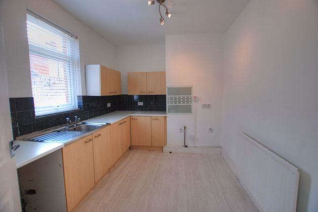 Thumbnail Terraced house to rent in Rosemary Terrace, Blyth