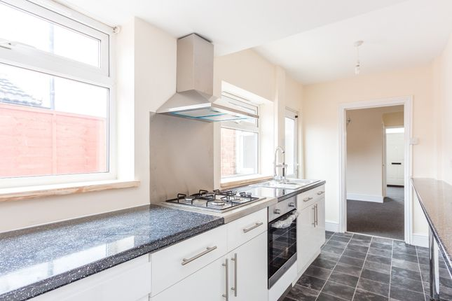 Thumbnail Terraced house for sale in Manton Road, Rushden