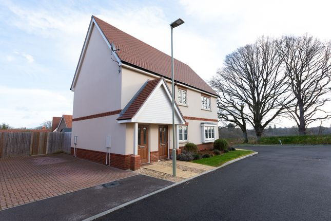Thumbnail 1 bed flat to rent in Baldwin Close, Hartley Wintney, Hook