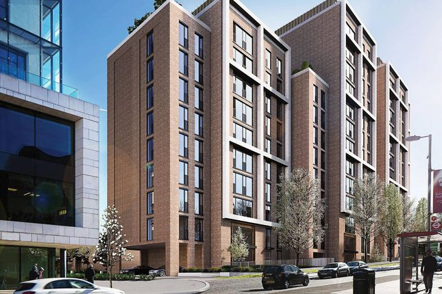 Thumbnail Flat for sale in G01, Wellington Street, Woolwich