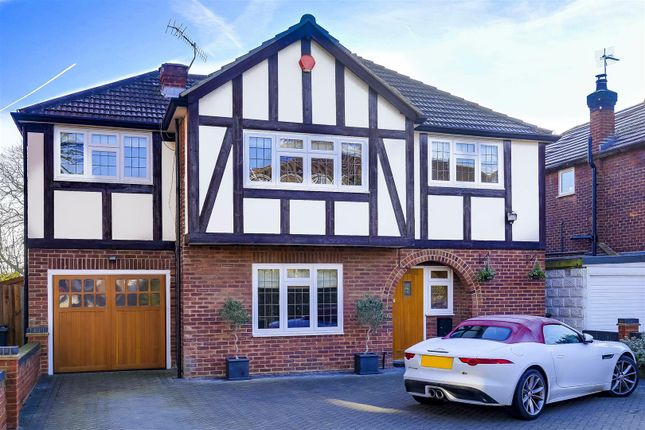Thumbnail Detached house for sale in Waverley Road, Enfield
