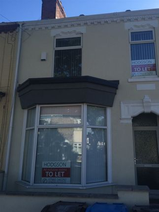Thumbnail Property to rent in Albert Avenue, Anlaby Road, Hull