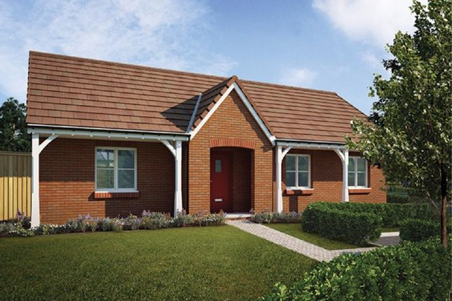 Thumbnail Detached bungalow for sale in Tadpole Garden Village, Tadpole Garden Village, Swindon