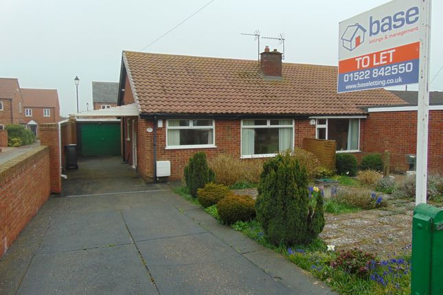 2 bed bungalow to rent in Westfield Drive, North Greetwell