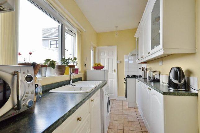 Kitchen of Ross View, Main Road, High Harrington, Workington CA14