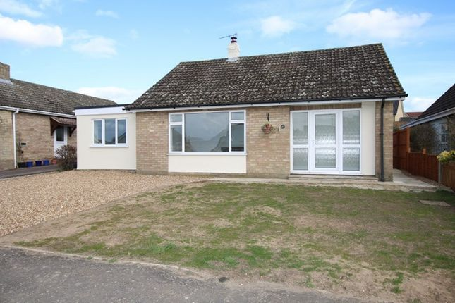 Thumbnail Detached bungalow for sale in Hamblings Piece, East Harling, Norwich