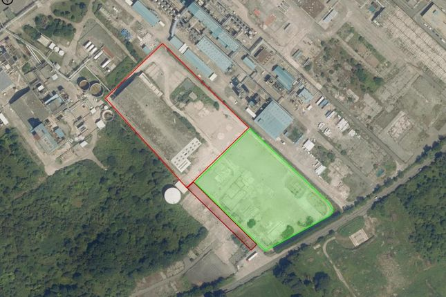Thumbnail Industrial for sale in Warehouse And Land, Hayes Road, Sully, Cardiff