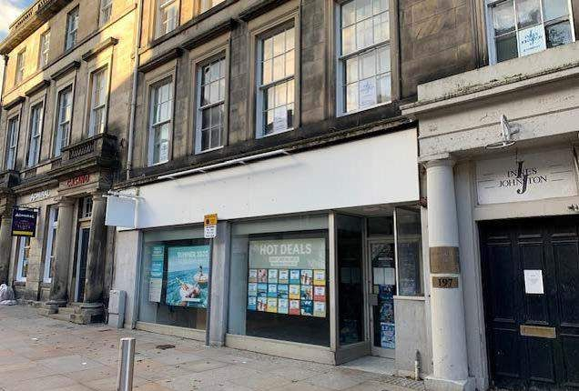 Thumbnail Retail premises to let in High Street, Kirkcaldy