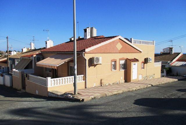 Thumbnail End terrace house for sale in Urbanización La Marina, San Fulgencio, La Marina, Alicante, Valencia, Spain