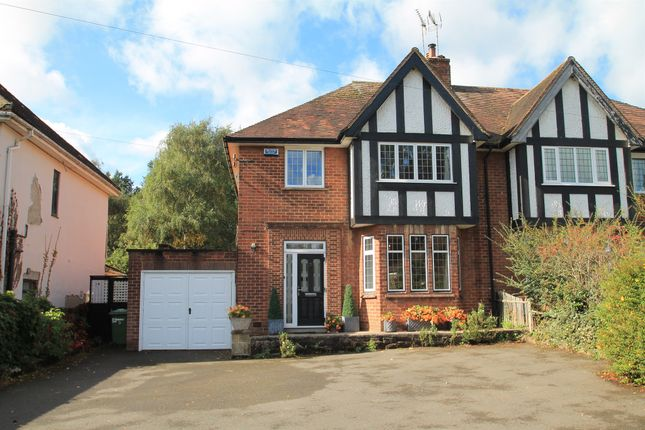 3 bed semi-detached house for sale in Burley Hill, Allestree, Derby DE22