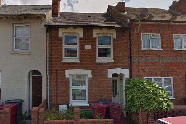 Thumbnail Terraced house to rent in Amity Road (London Road), Reading