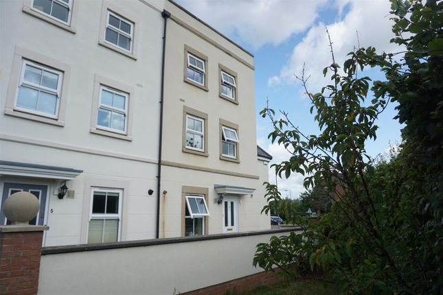 Thumbnail Town house to rent in Marina Drive, Staverton, Trowbridge