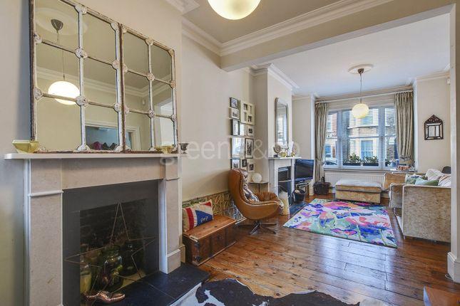 Thumbnail Terraced house to rent in Felixstowe Road, Kensal Green, London