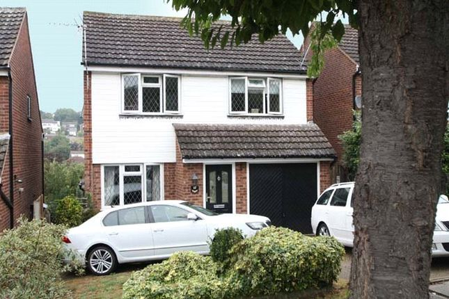 Thumbnail Detached house for sale in Glyders, Benfleet, Essex