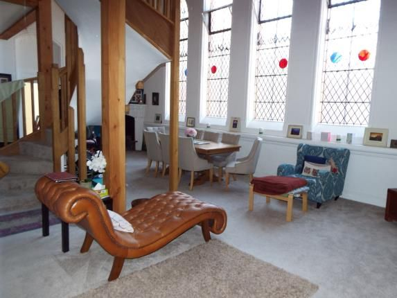 Thumbnail Flat for sale in The Old Chapel, 41 Grosvenor Gate, Leicester, Leicestershire