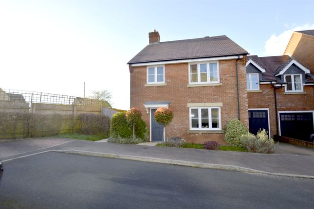 Thumbnail Link-detached house for sale in Broad Meadow, Leonard Stanley, Stonehouse, Gloucestershire