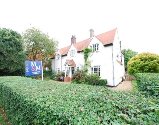 Thumbnail Detached house to rent in The Green, Aston Abbotts, Aylesbury
