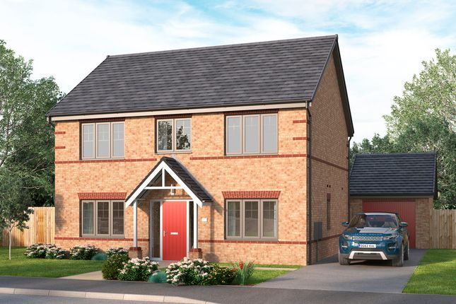Thumbnail Property for sale in Pilley Green, Tankersley, Barnsley