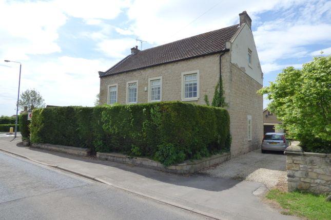 Thumbnail Detached house for sale in Doncaster Road, Oldcotes, Worksop