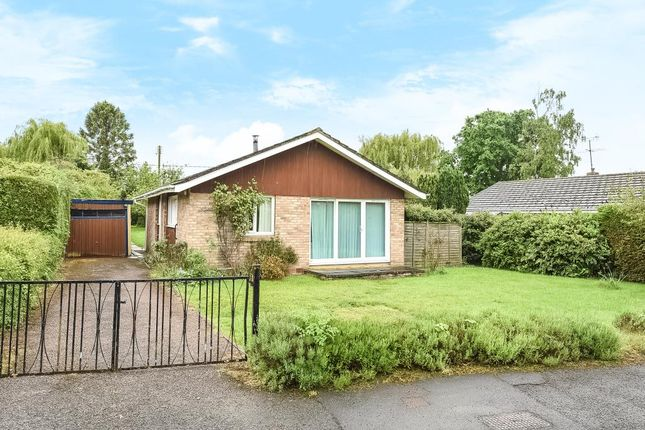 Thumbnail Detached bungalow for sale in Marden, Herefordshire