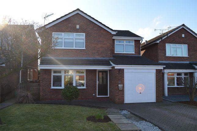 Thumbnail Detached house for sale in Peterborough Close, Ashton-Under-Lyne