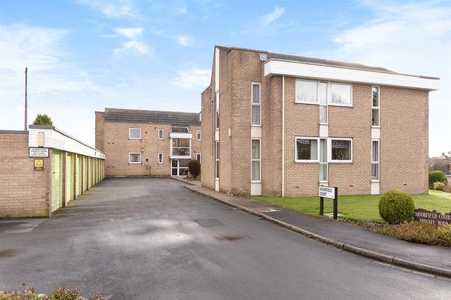 Thumbnail Flat for sale in Moorfield Drive, Yeadon, Leeds
