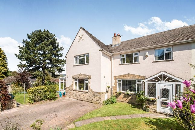Thumbnail Property for sale in Margerison Crescent, Ilkley
