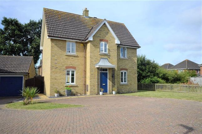 Thumbnail Detached house for sale in Vespasian Way, Knights Park, Ashford