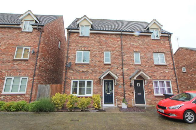Thumbnail 3 bedroom semi-detached house for sale in The Warren, Tuffley, Gloucester