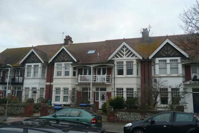 Thumbnail Flat to rent in St. Georges Road, Worthing