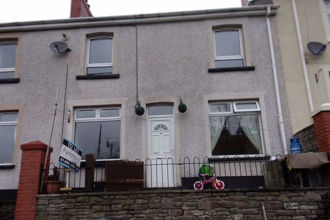 Thumbnail Property to rent in Regent Street, Llanhilleth, Abertillery