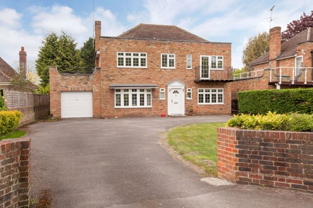 Thumbnail Detached house to rent in Lower Cookham Road, Maidenhead