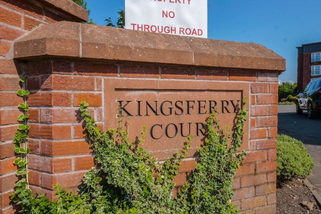 Thumbnail Flat for sale in Kingsferry Court, Station Road, Renfrew