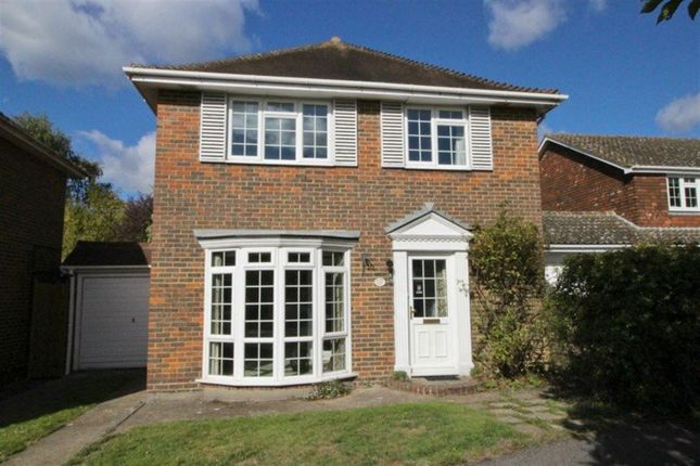 Thumbnail Detached house to rent in Warham Road, Otford, Sevenoaks