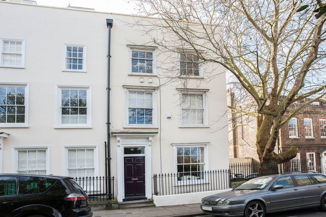 Thumbnail End terrace house for sale in Chesterfield Gardens, Crooms Hill, London