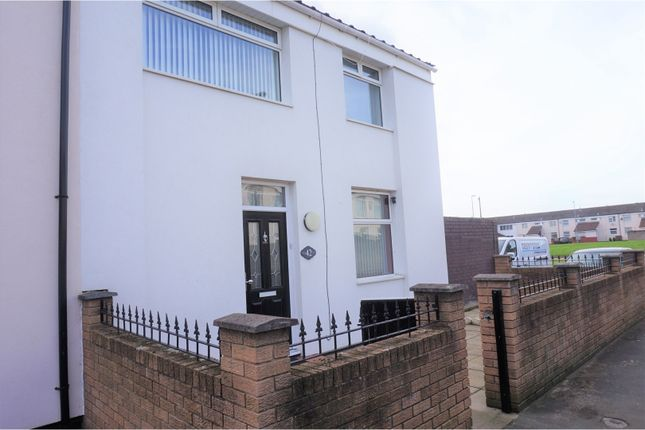 Thumbnail End terrace house for sale in Woodfarm Hey, Liverpool