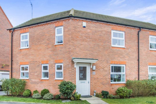3 bed semi-detached house for sale in Jefferson Way, Coventry