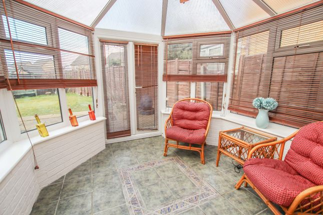 Conservatory of Thor Drive, Bedford MK41