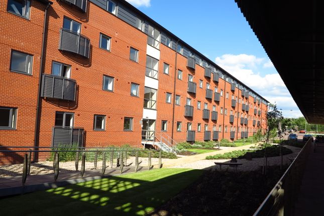 Thumbnail Flat to rent in Broad Gauge Way, City Centre, Wolverhampton