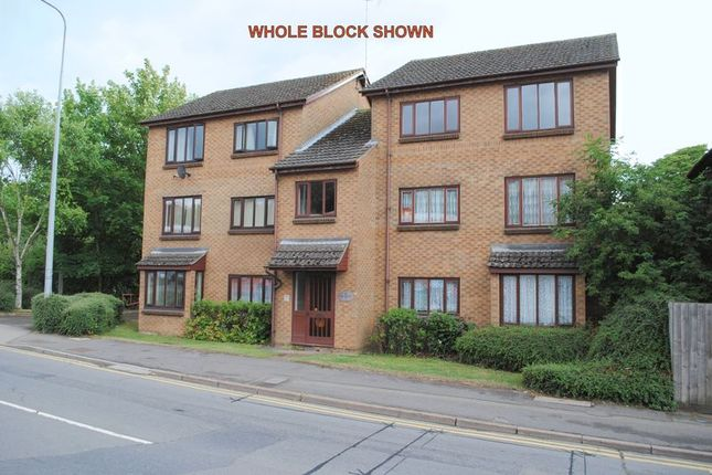 Thumbnail Flat for sale in High Street South, Rushden