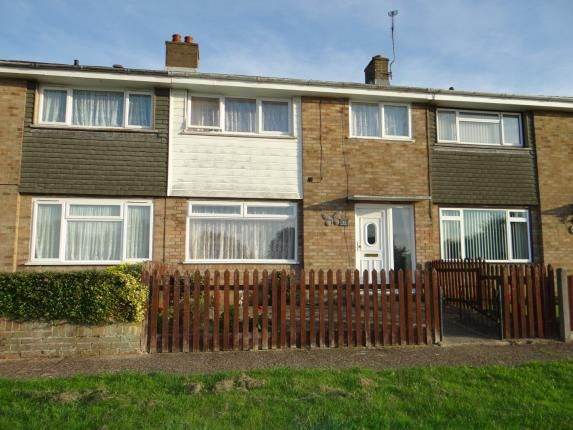 Thumbnail Terraced house for sale in Hill Crescent, Aylesham, Canterbury, Kent