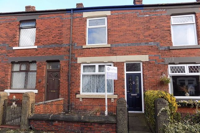 Thumbnail Terraced house to rent in Pioneer Street, Horwich, Bolton