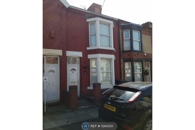 Thumbnail Terraced house to rent in Hero Street, Bootle