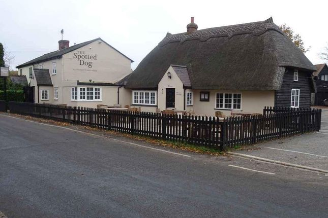 Thumbnail Restaurant/cafe to let in Bishops Green, Barnston, Dunmow