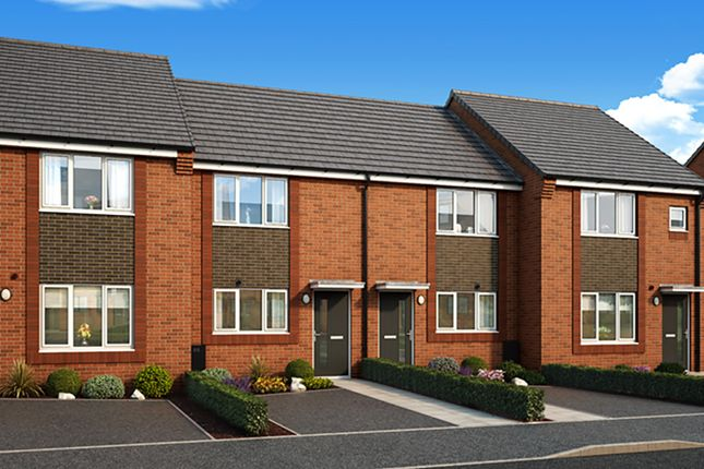 """Property for sale in """"The Haxby"""" at Central Avenue, Speke, Liverpool"""