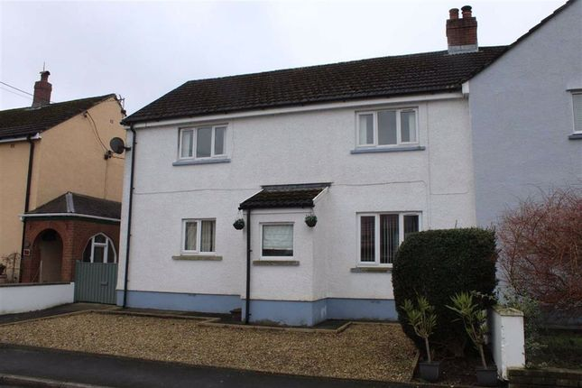 3 bed semi-detached house for sale in Ger Y Llan, Llanarthney, Carmarthen SA32