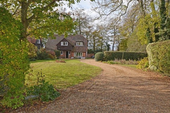 Thumbnail Barn conversion for sale in Old Odiham Road, Alton