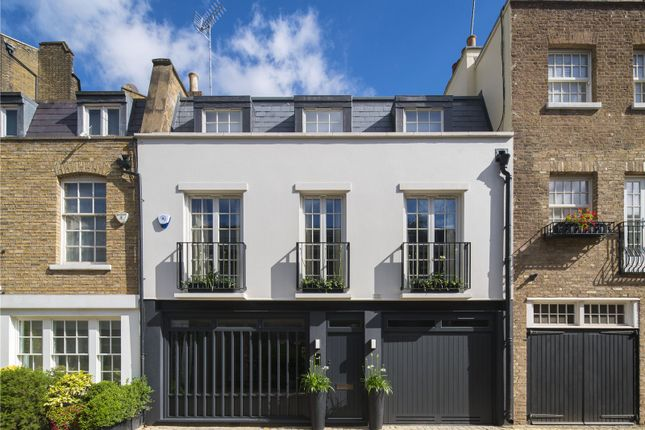Thumbnail Mews house for sale in Hyde Park Gardens Mews, London